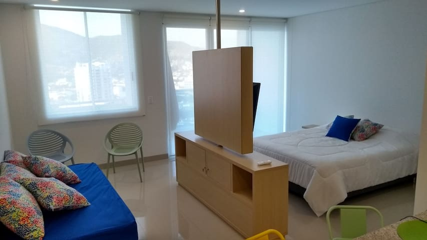 NEW!!! STUDIO APARTMENT 15th FLOOR