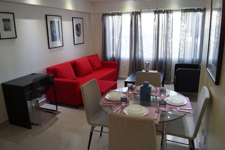 City Center Santo Domingo - 1-Bedroom Apartment - Santo Domingo - Wohnung