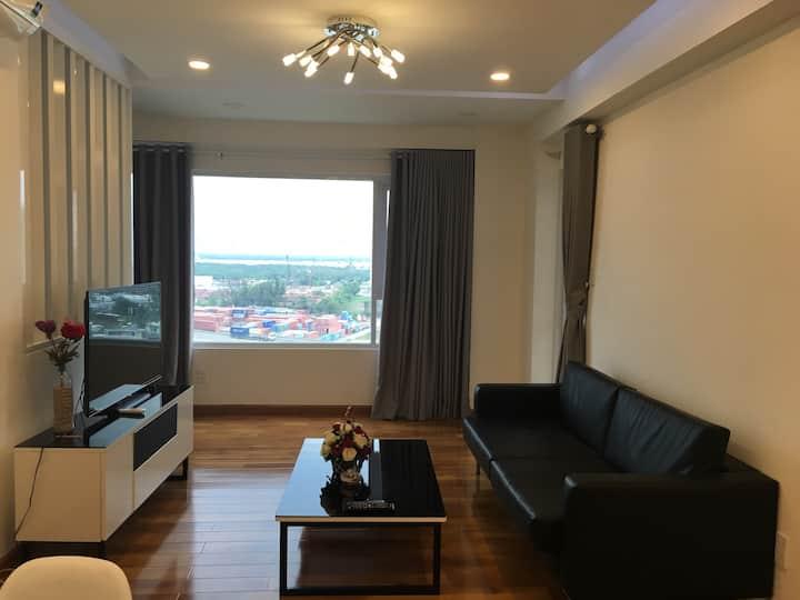 Nancy HCMC The 15th floor Bridge Building room 2