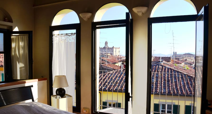 The nest on Duomo - Prato - Appartement