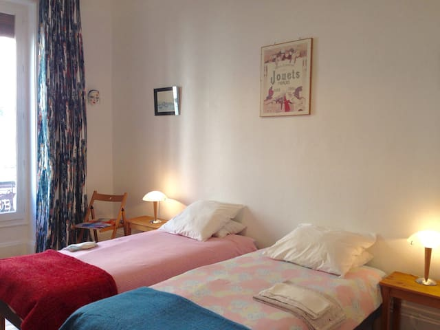 Bed and breakfast near Part Dieu Station