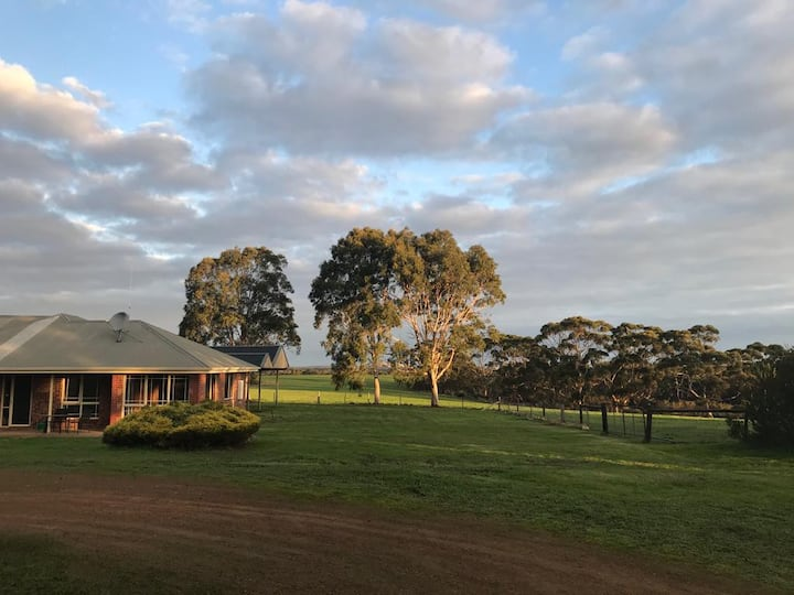 Wittows Creek - fantastic family farm stay