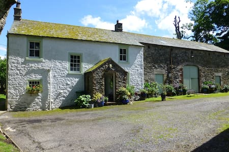 Askew Mire, a traditional Cumbrian farmhouse. - Branthwaite