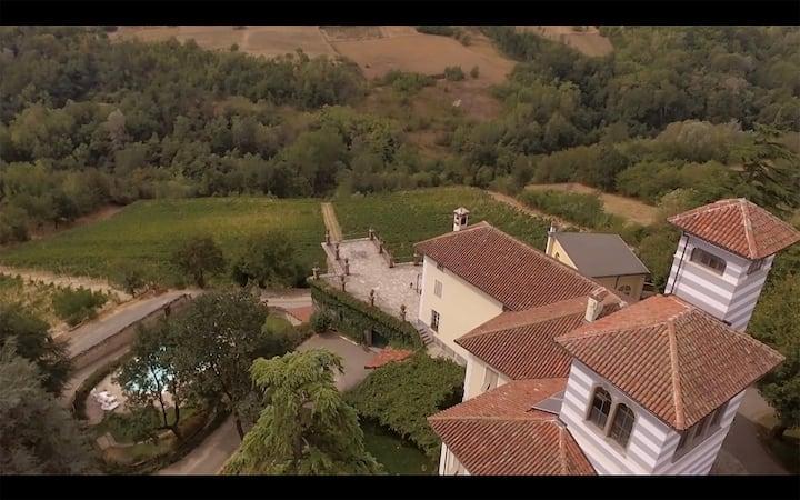 CASTELLO DI GRILLANO - Guest House