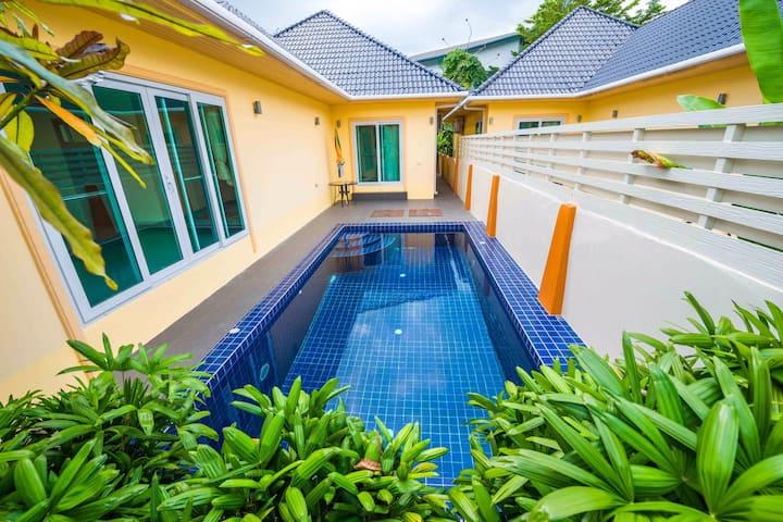 Pool villa Rawai (3BR)