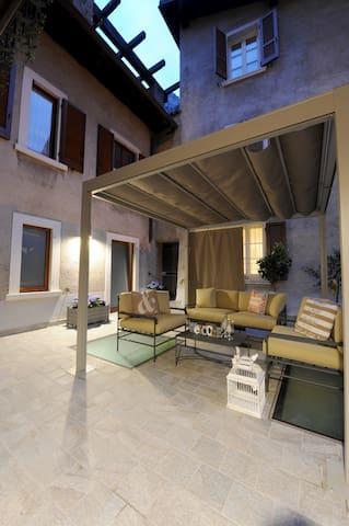CENTRO STORICO BELLA VACANZA LIMONE - Limone Sul Garda - Apartamento