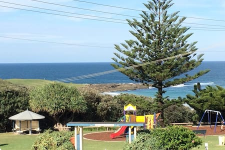 What a view! Spacious & easy-living - Yamba