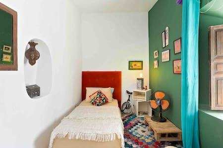 Nénuphar's room