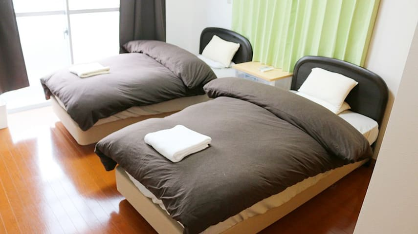 UhomeNEW HOUSE--90m²!!!3 min to Nakano Statio NN2D