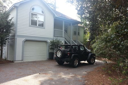 Seabrook Golf Home - Seabrook Island