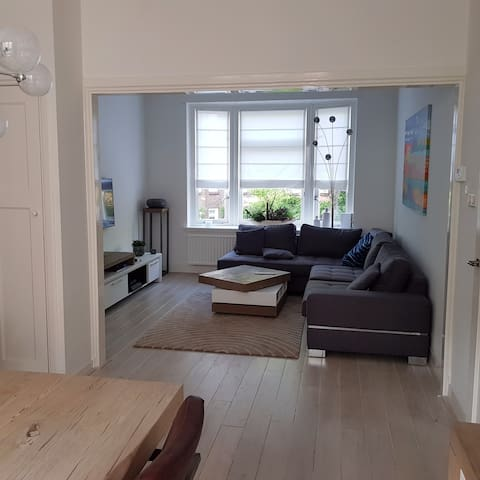 Spacious apartment near city centre