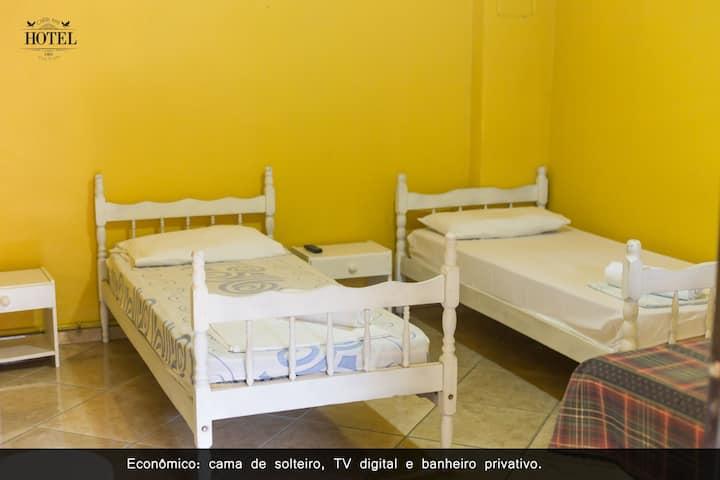 APARTAMENTOS EM HOTEL NA ZONA SUL DE JOINVILLE