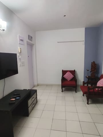 Furnished Apartment for your Happy Homestay