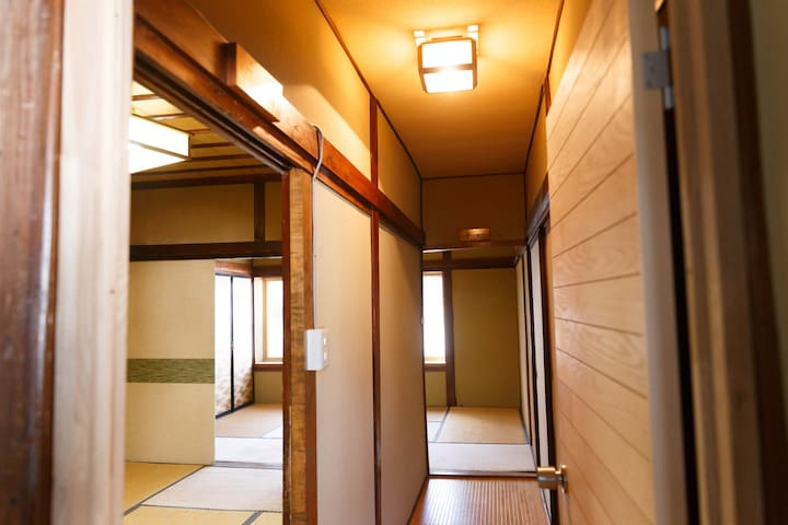 Kashiwaya Ryokan Female-Only Dormitory B