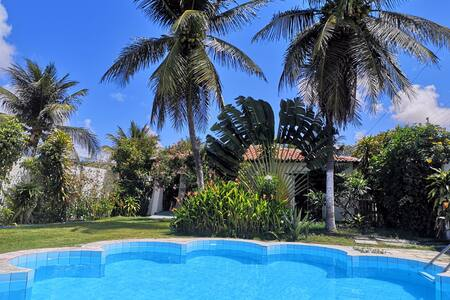 Casa piscina de flor, Paracuru