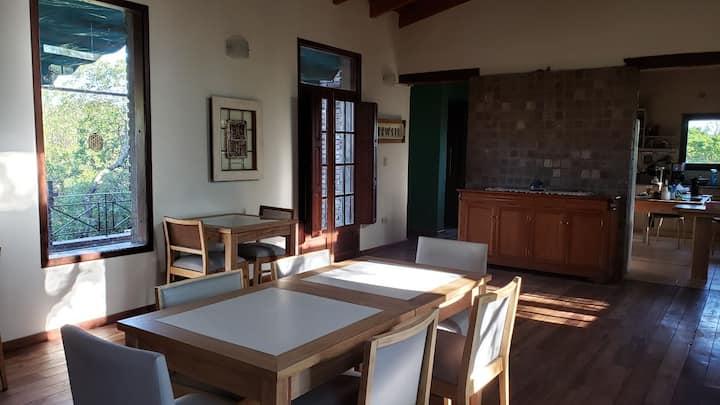 Suite Aguamarina en Posada Nueva Tierra