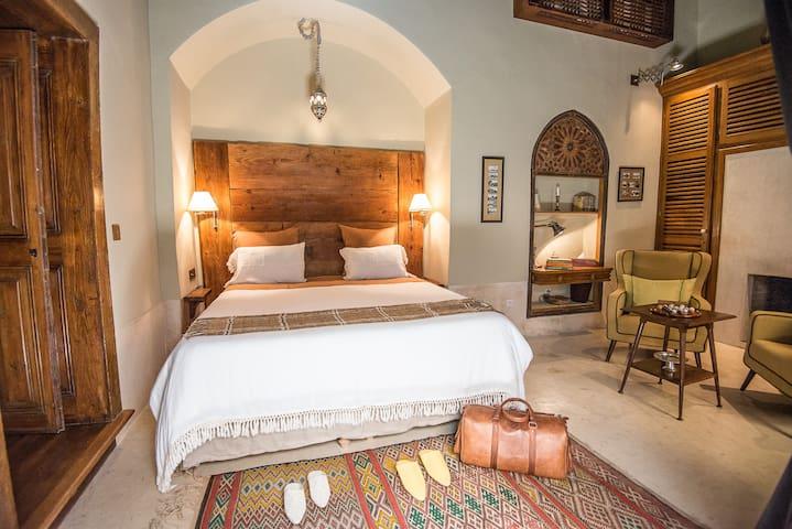 Riad De Charme Piscine/Hammam Marrakech