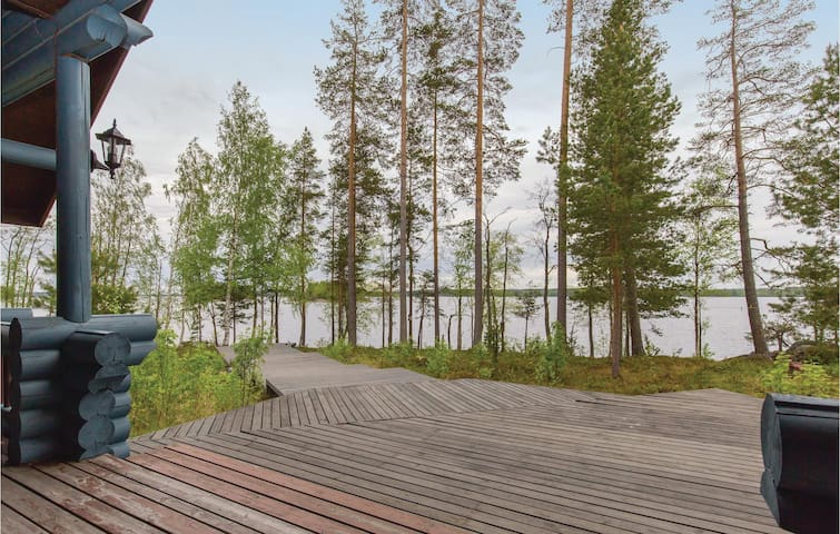 Holiday cottage with 1 room on 42 m² in Savonlinna