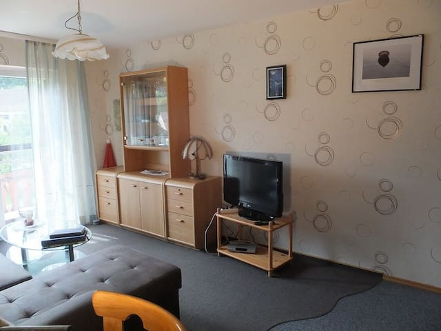 Haus In den Lauterwiesen, (Münsingen), Morgenrot, 45qm, 1 Schlafraum, max. 2 Personen