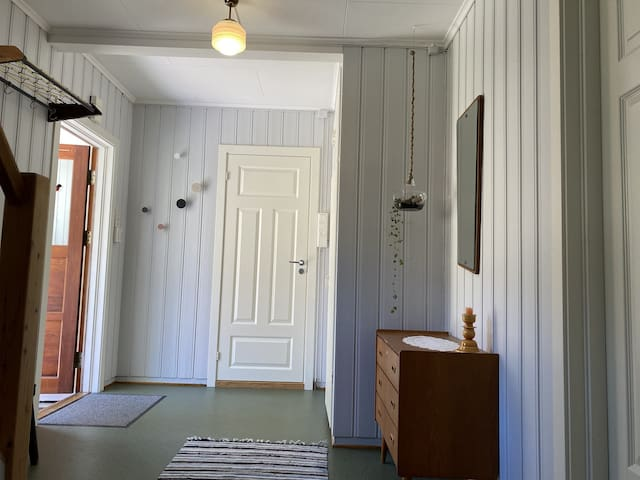 Sjarmerende hus med plass til mange!
