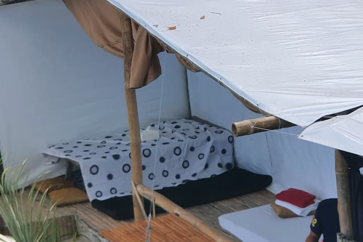 Cabanas Butlered Glamping with City View near tops