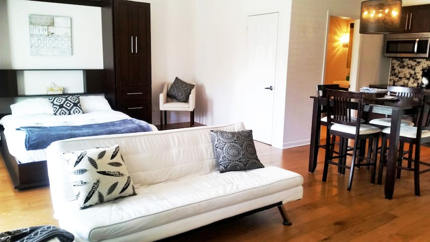 Le Chic - Orford - Wohnung
