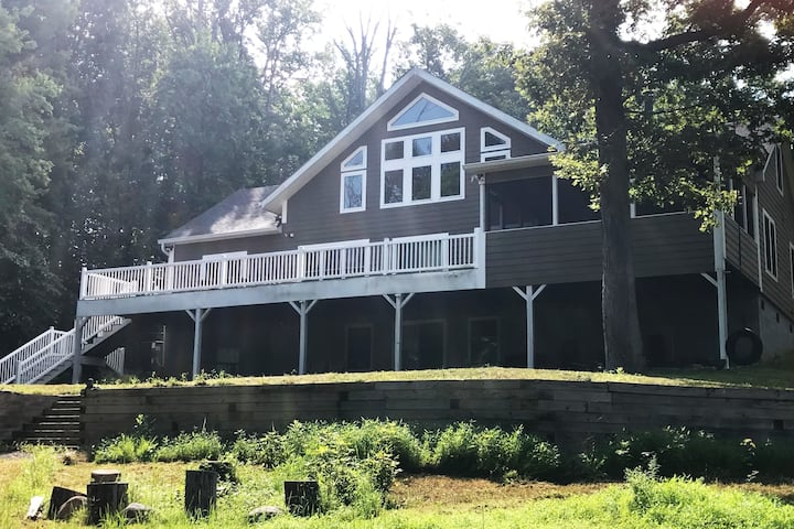 Lake House near Historic Harpers Ferry