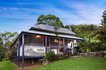 Charlies Cottage in Yarramalong - Ravensdale - Huis