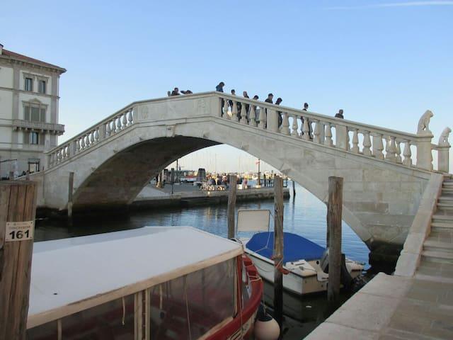 Casa Centro Storico Chioggia - Кьоджа - Дом
