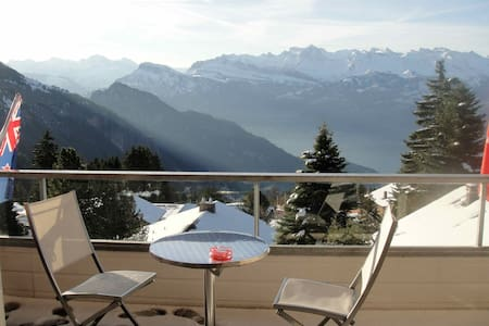 Spectacular Swiss Alp Apartment - Weggis - Departamento