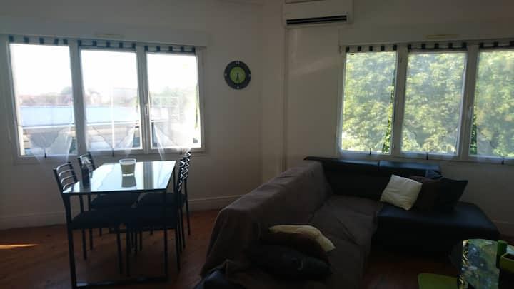 très bel appartement de 79 m² bien situé