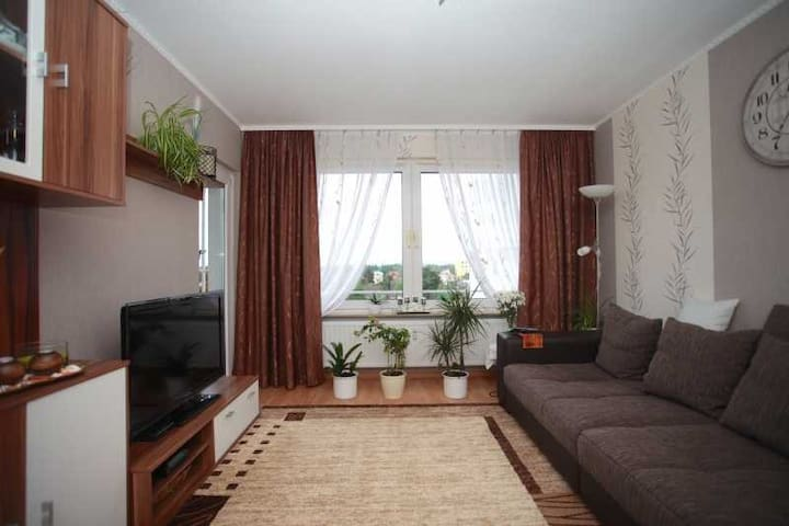 2 Zimmer Apartment | ID 5805 | WiFi, Apartment