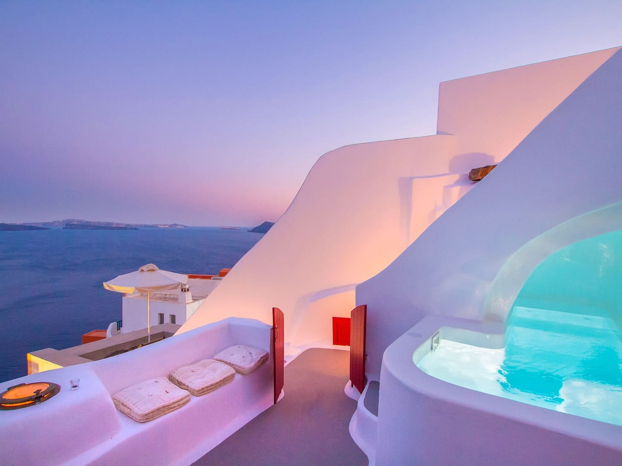 Santorini Cave House Vacation Home