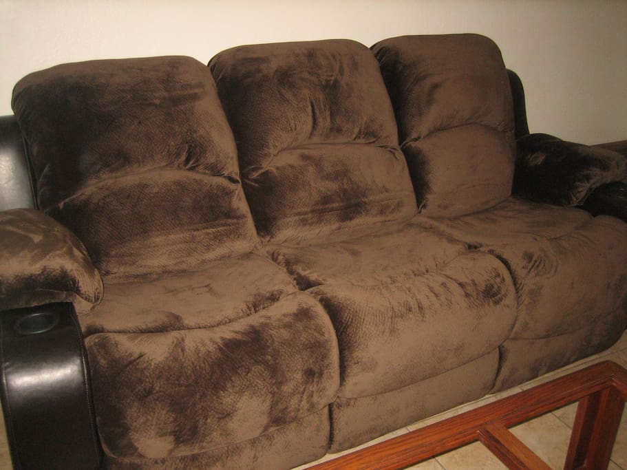 brand new very comfortable sofa bed