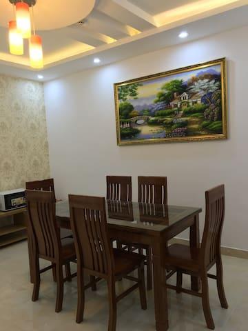 Holiday House  B1401 - Vung Tau - Byt