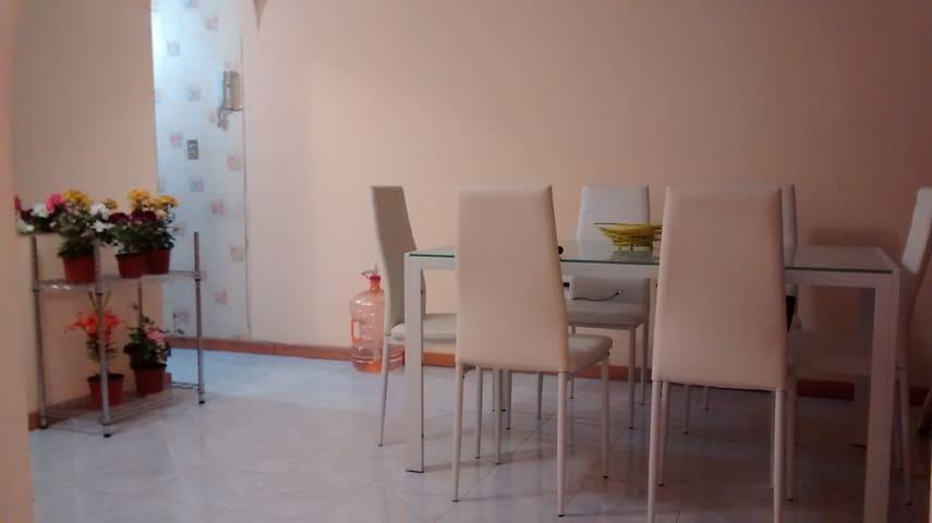 HABITACION INDIVIDUAL - Puebla - Maison
