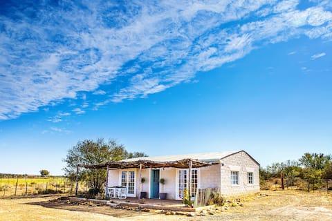 Fisherman's Cottage in the beautiful Karoo