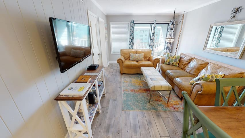 Private Beach Access! Hilton Head Resort 1318