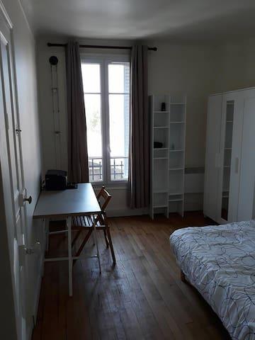 Chambre privée a Aubervilliers 15 min de paris
