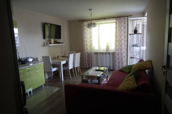 Nice apartment for everyone - Warszawa - Apartamento