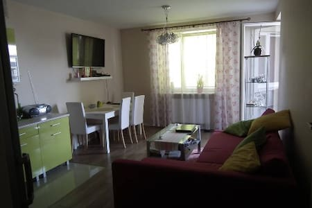 Przytulne i funkcjonalne mieszkanko dla każdego - Warszawa - Daire