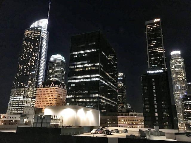 CITYLIGHTS CONDO Million Dollar View DTLA