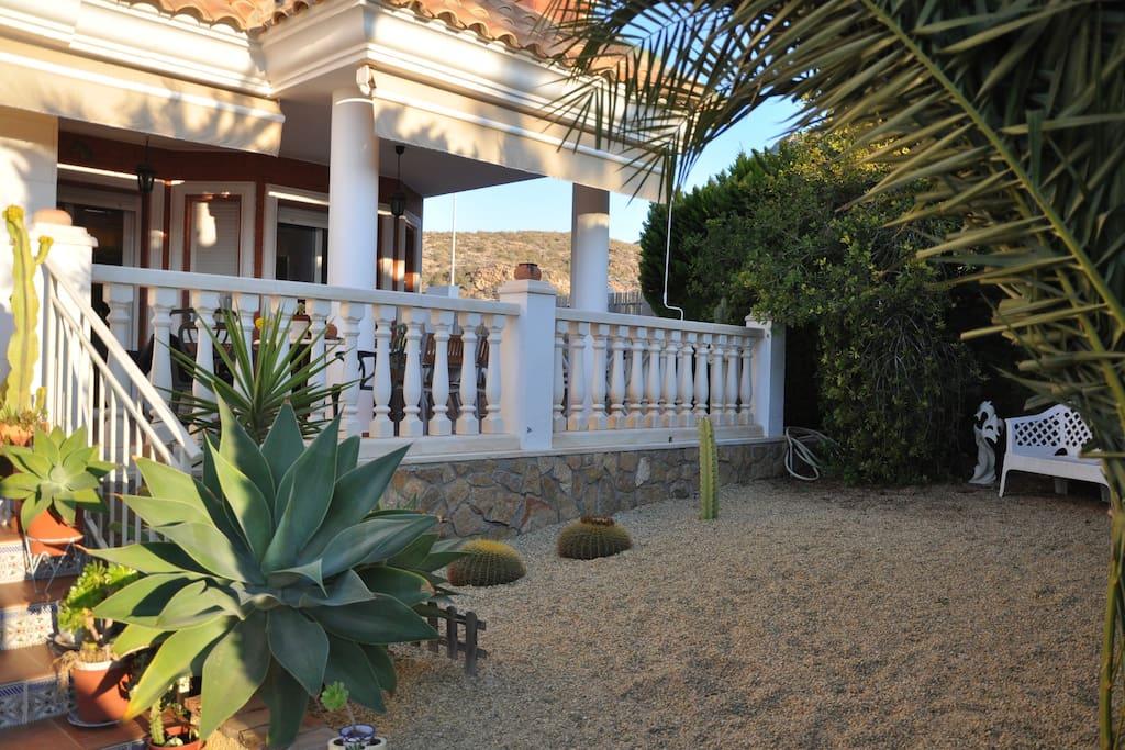 Casa mediterranea casas en alquiler en calabardina guilas regi n de murcia espa a - Casas alquiler aguilas ...