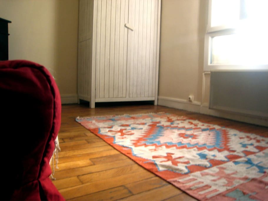 Joli studio de 20m2 Paris Les Lilas