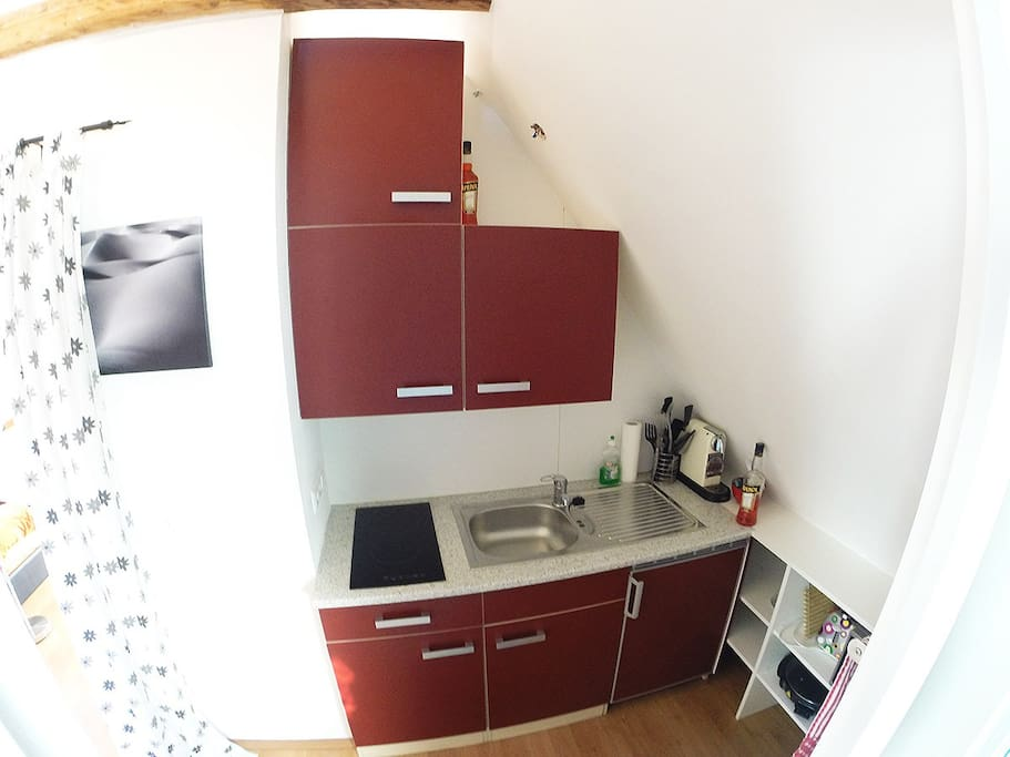sunny appartment, central located