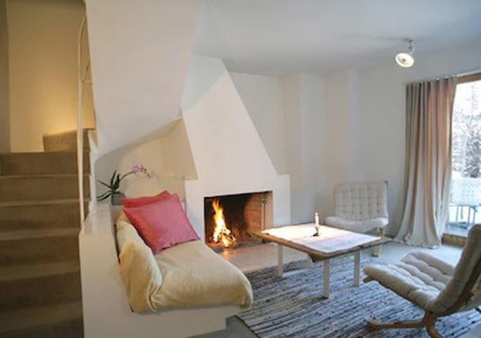 Charming rooms & apartments - Ilanz - Leilighet