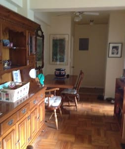 A sunny two bedroom apartment - 新羅謝爾(New Rochelle)