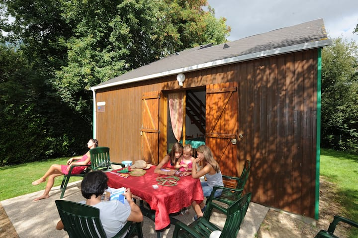 Camping La Chesnaie