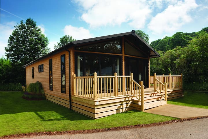 Deluxe Dream Lodge - Norfolk Park - North Walsham - Annat