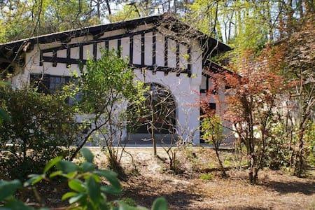 Villa, au calme au milieu des pins, au Pyla - La Teste-de-Buch